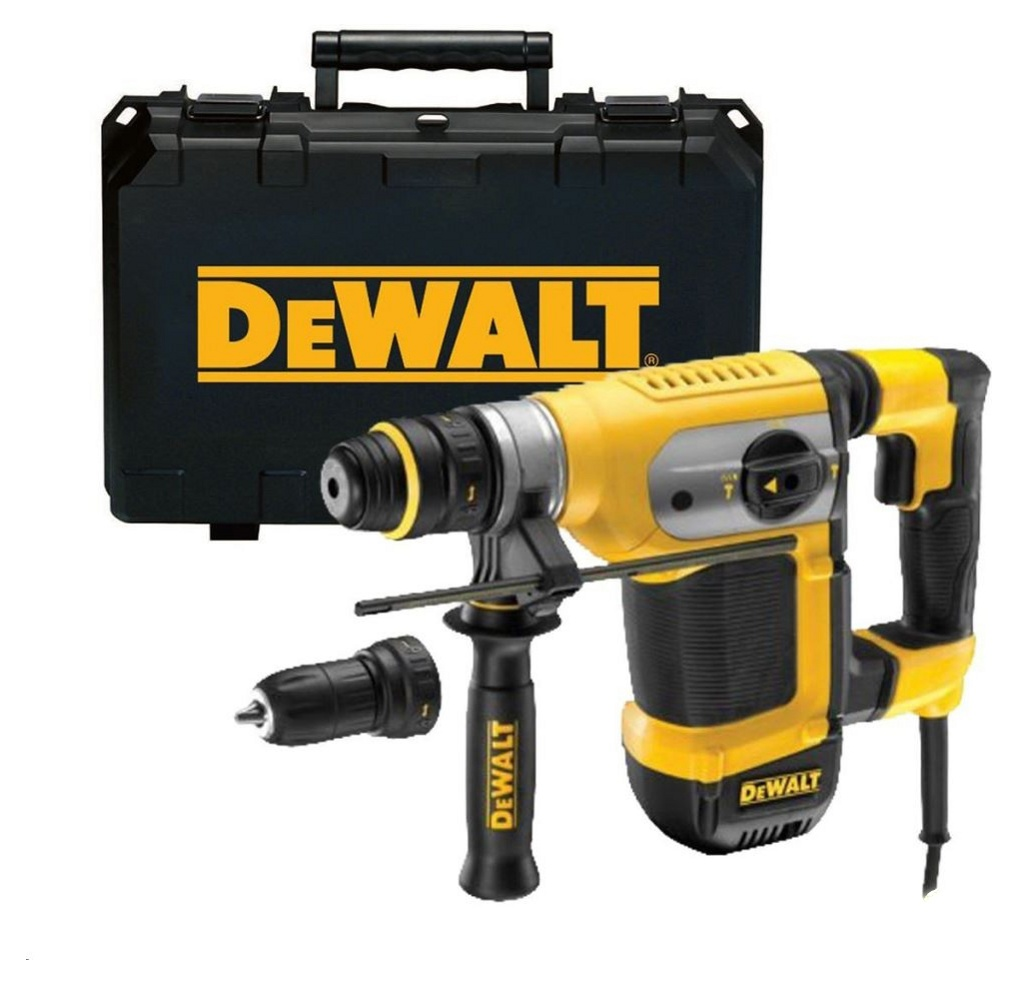Перфоратор SDS-plus DeWALT (D25415K-QS)