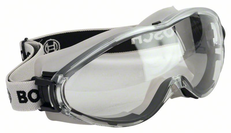Полнообзорные защитные очки GO FV2 Bosch EN 166 (2607990088)