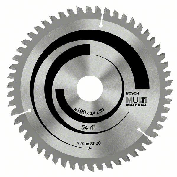 ������� ���� Multi Material Bosch 130 x 20/16 x 2,0 mm; 42 (2608641195)