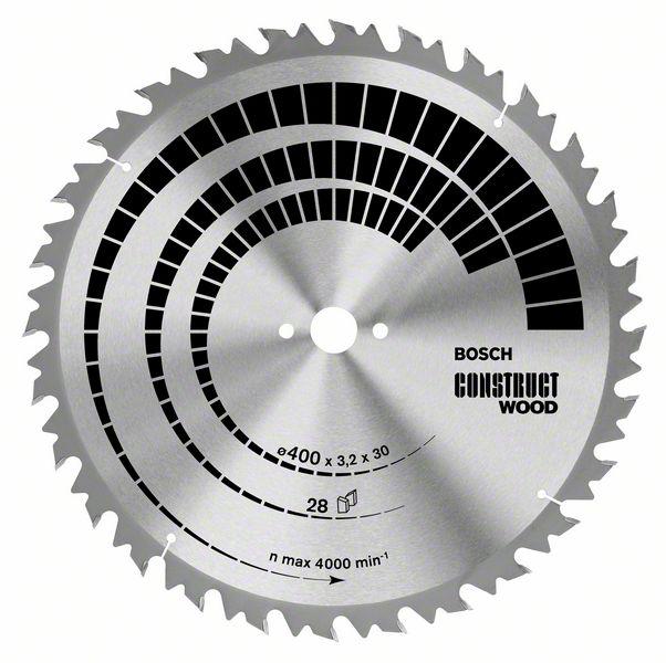 Пильный диск Construct Wood Bosch 300 x 30 x 2,8 mm; 20 (2608640700)
