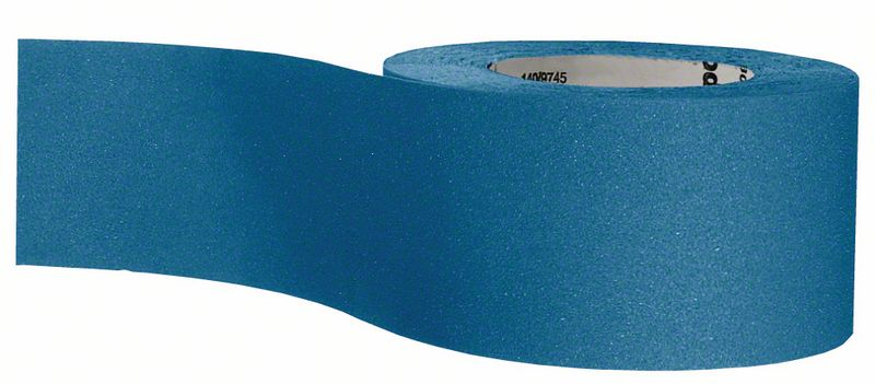 Шлифшкурка в рулонах J410 Bosch 50 mm, 5 m, 120 (2608606835)